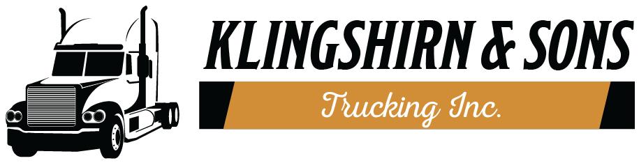 Klingshirn & Son's Trucking